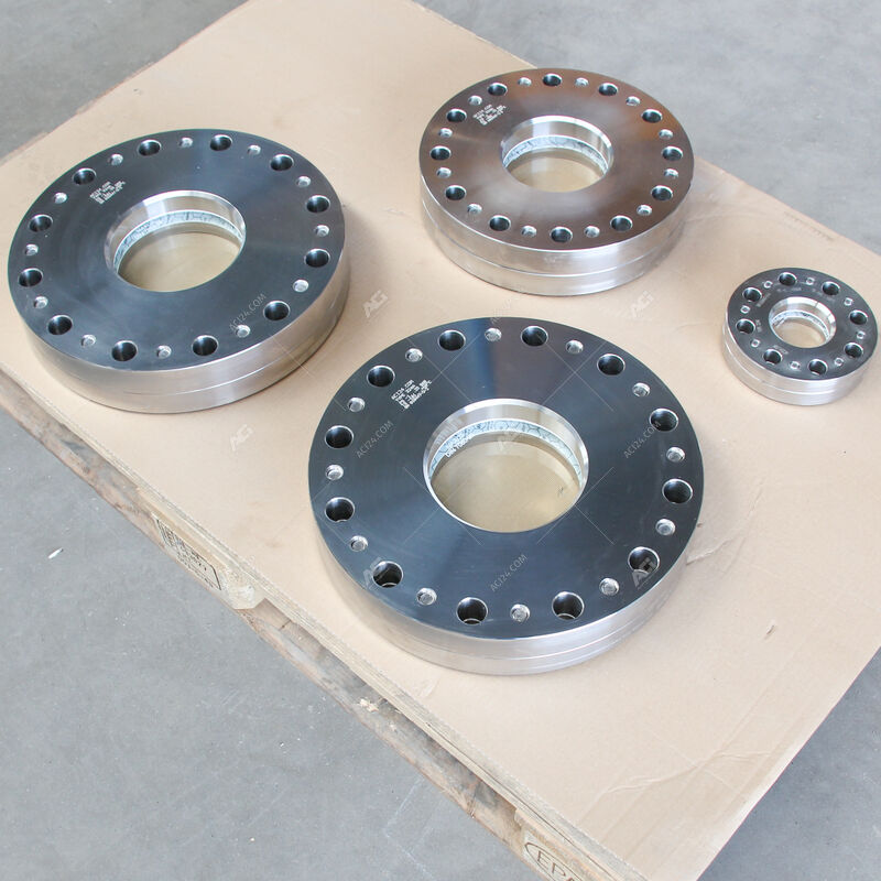 Vacuum Sight Glass for Flange Mounting ACI Type 324A